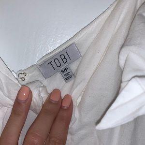 Tobi Dresses - Tobi white dress